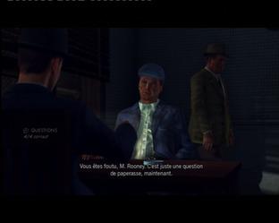 L.A. Noire PS3 - Screenshot 1021