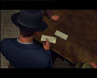 L.A. Noire PS3 - Screenshot 1031