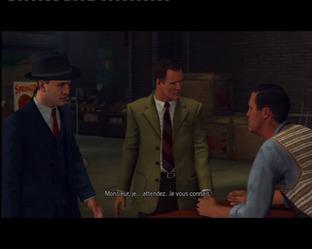 L.A. Noire PS3 - Screenshot 1032