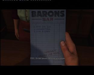 L.A. Noire PS3 - Screenshot 1037