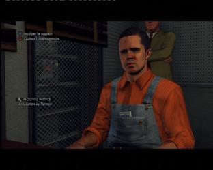 L.A. Noire PS3 - Screenshot 1045