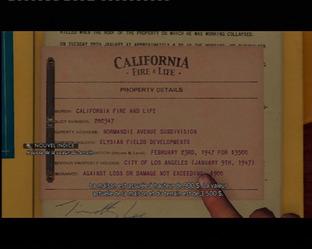 L.A. Noire PS3 - Screenshot 1089