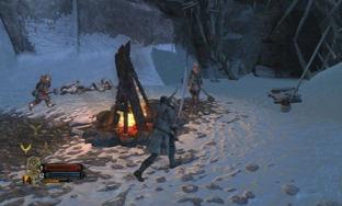 Le Seigneur des Anneaux : La Guerre du Nord PS3 - Screenshot 387