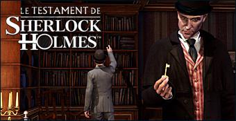 Le testament de Sherlock Holmes Test et Gameplay - YouTube