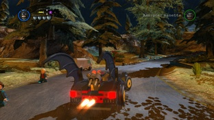 Test LEGO Batman 2 : DC Super Heroes PlayStation 3 - Screenshot 35