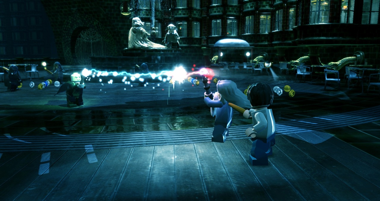Images LEGO Harry Potter : Ann�es 5 � 7 PlayStation 3 - 40