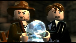 Test Lego Indiana Jones 2 : L'Aventure Continue PlayStation 3 - Screenshot 18