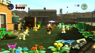 Test Lego Indiana Jones 2 : L'Aventure Continue PlayStation 3 - Screenshot 19