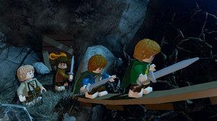Aperçu LEGO Seigneur des Anneaux PlayStation 3 - Screenshot 20