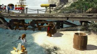 Test LEGO Pirates des Caraïbes : Le Jeu Vidéo PlayStation 3 - Screenshot 81