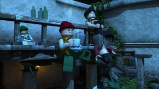 Test LEGO Pirates des Caraïbes : Le Jeu Vidéo PlayStation 3 - Screenshot 82