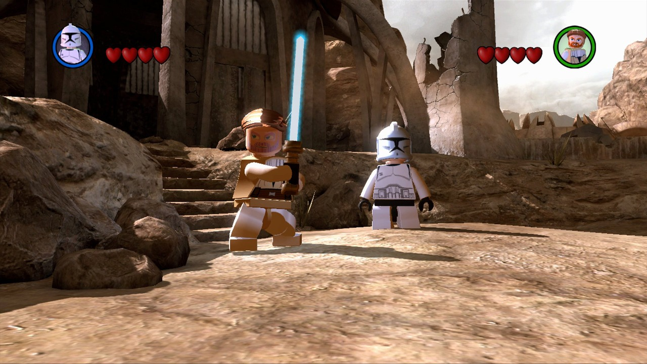 Lego Star Wars III : The Clone Wars PS3