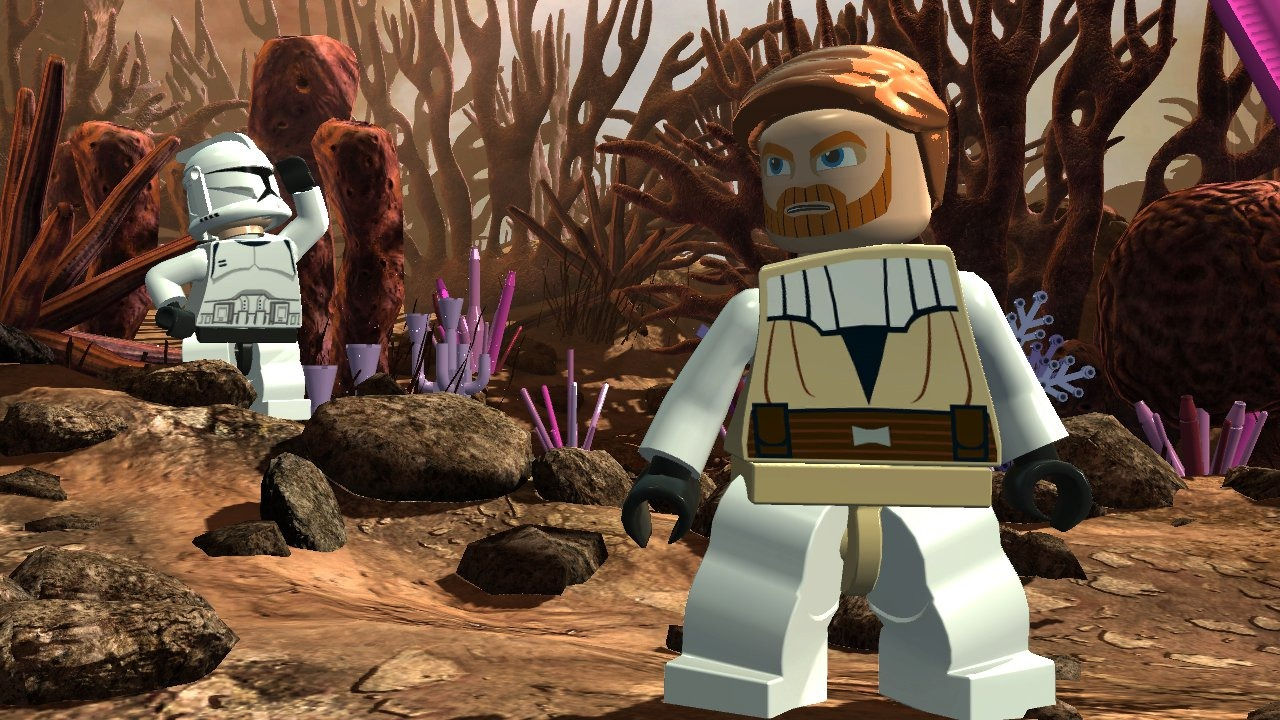 Jeuxvideo com lego star wars iii the clone wars playstation 3