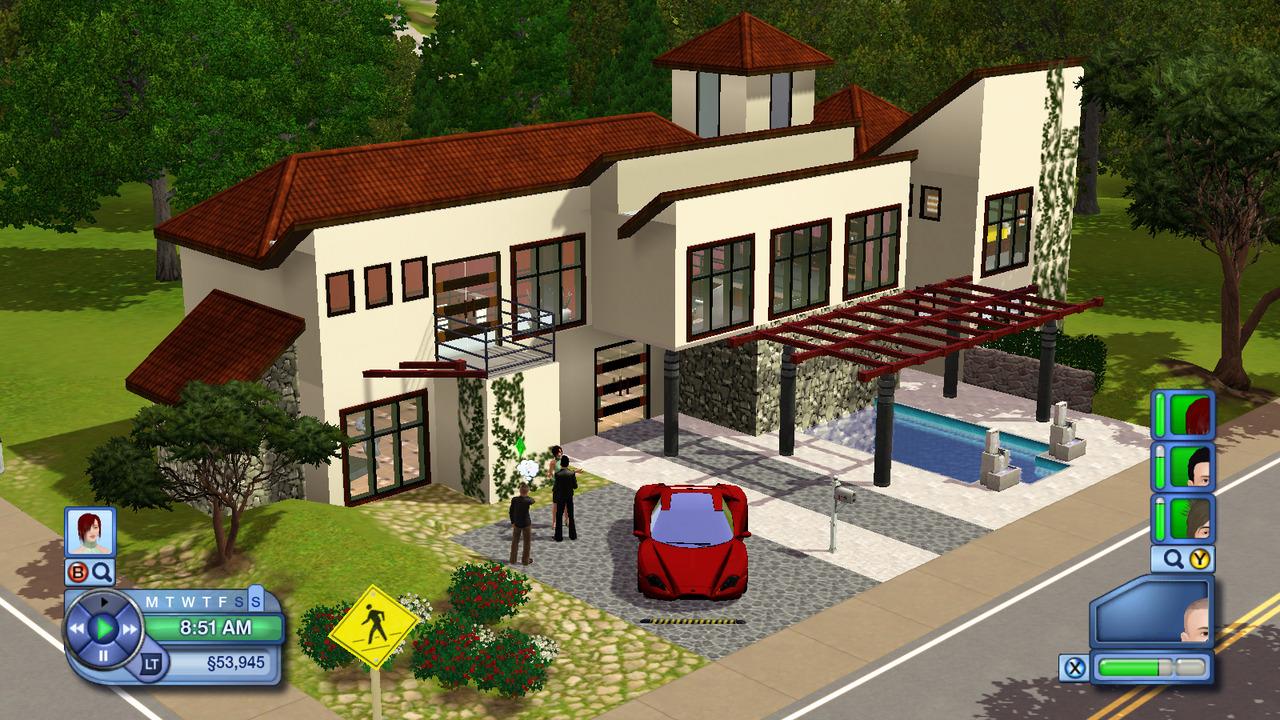 Les sims 3 forum les sims 3 page 1 for Construire une maison sims 3 xbox 360