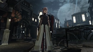 Lightning change de look dans Final Fantasy XIII : Lightning Returns