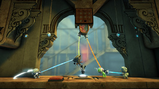 Aperçu LittleBigPlanet 2 PlayStation 3 - Screenshot 4