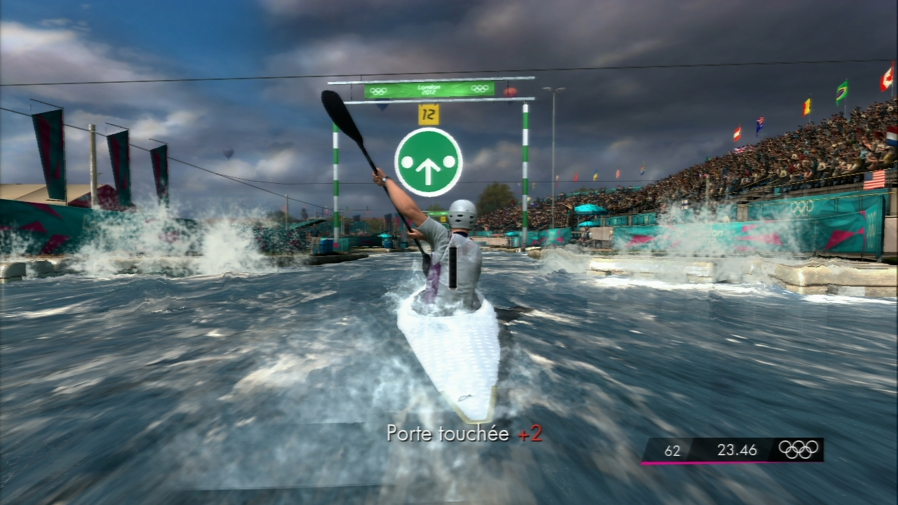 London 2012 The Official Video Game of the Olympic Games