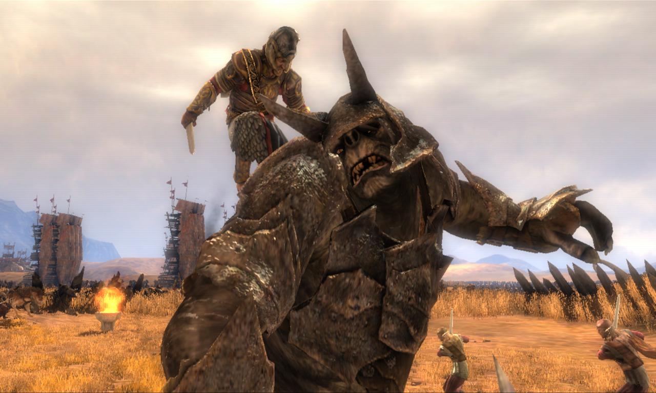 .com Le Seigneur des Anneaux : L'Age des Conquêtes - PlayStation 3