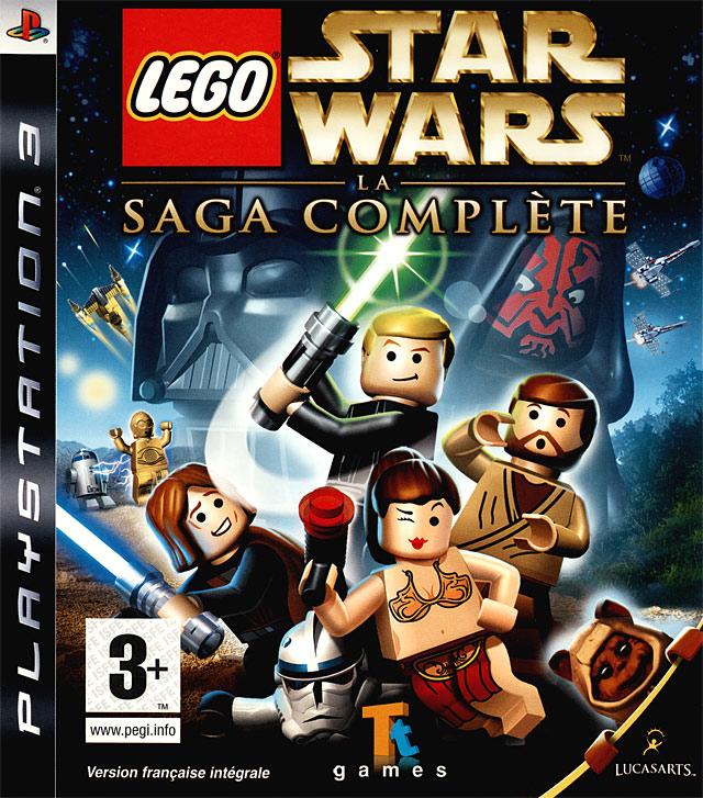 lego star wars la saga compl te sur playstation 3. Black Bedroom Furniture Sets. Home Design Ideas