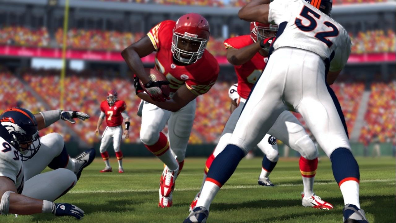 Madden NFL 12- Playstation 3