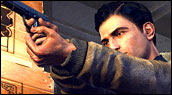 Test : Mafia II - PC
