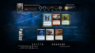 Test Magic : The Gathering : Duels of the Planeswalkers 2014 PlayStation 3 - Screenshot 12