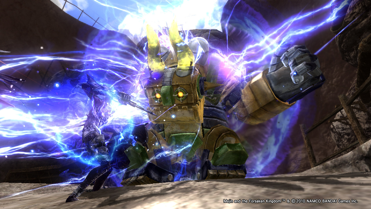 Images Majin and the Forsaken Kingdom PlayStation 3 - 203