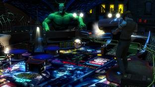Un jeu de flipper avec les super-héros Marvel