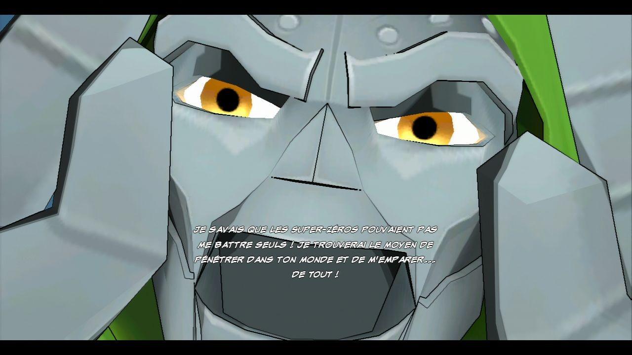 jeuxvideo.com Marvel Super Hero Squad : Comic Combat - PlayStation 3