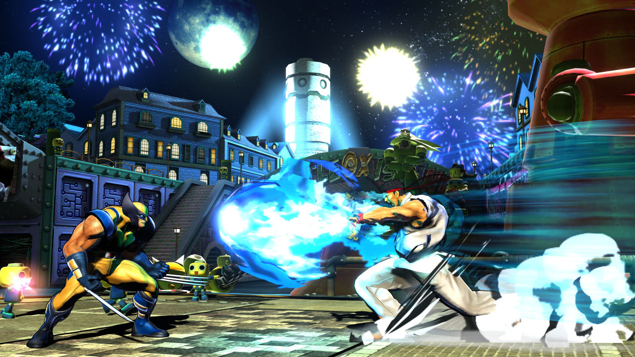 Images Marvel vs. Capcom 3 : Fate of Two Worlds PlayStation 3 - 25