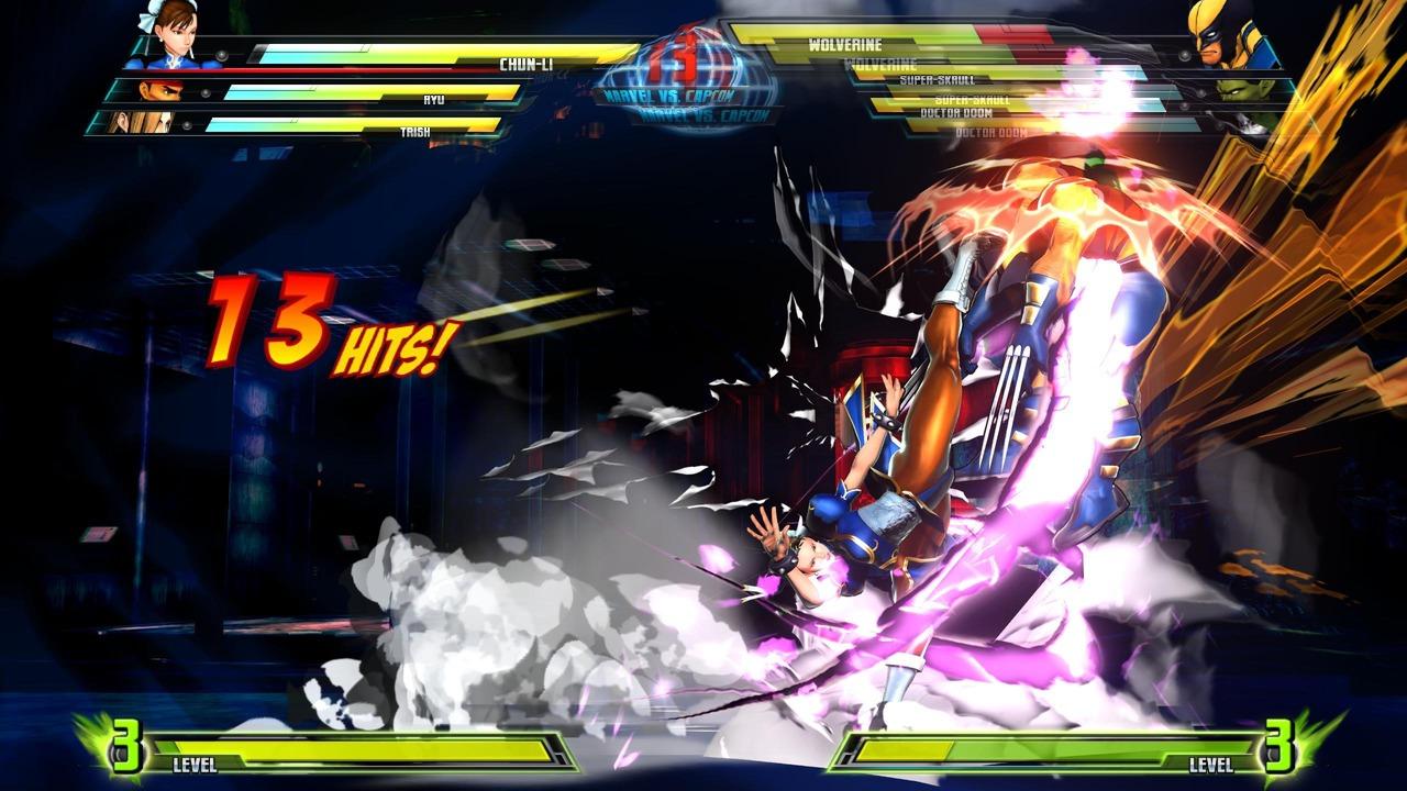 Marvel vs Capcom 3 : Fate of Two Worlds  Marvel-vs-capcom-3-fate-of-two-worlds-playstation-3-ps3-072