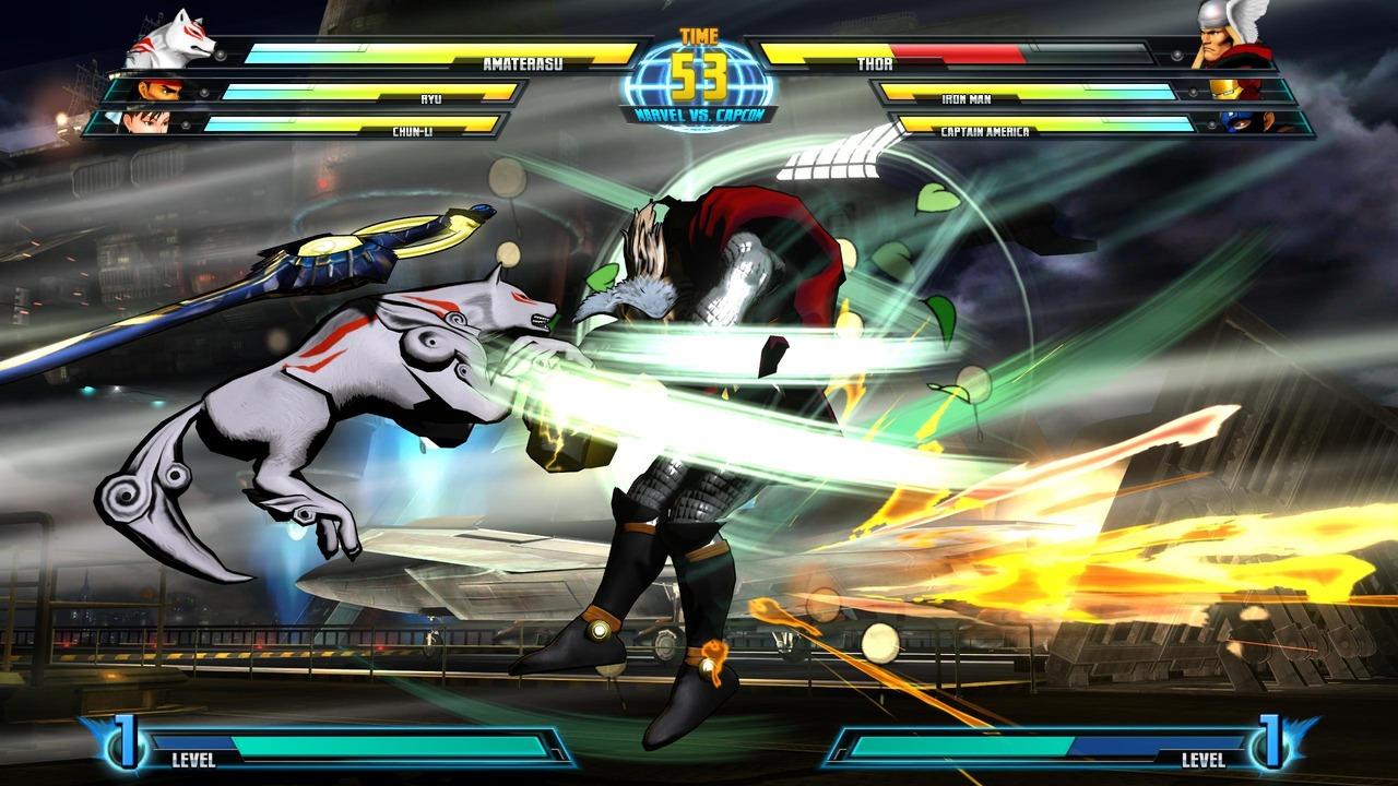 Marvel vs Capcom 3 : Fate of Two Worlds  Marvel-vs-capcom-3-fate-of-two-worlds-playstation-3-ps3-079