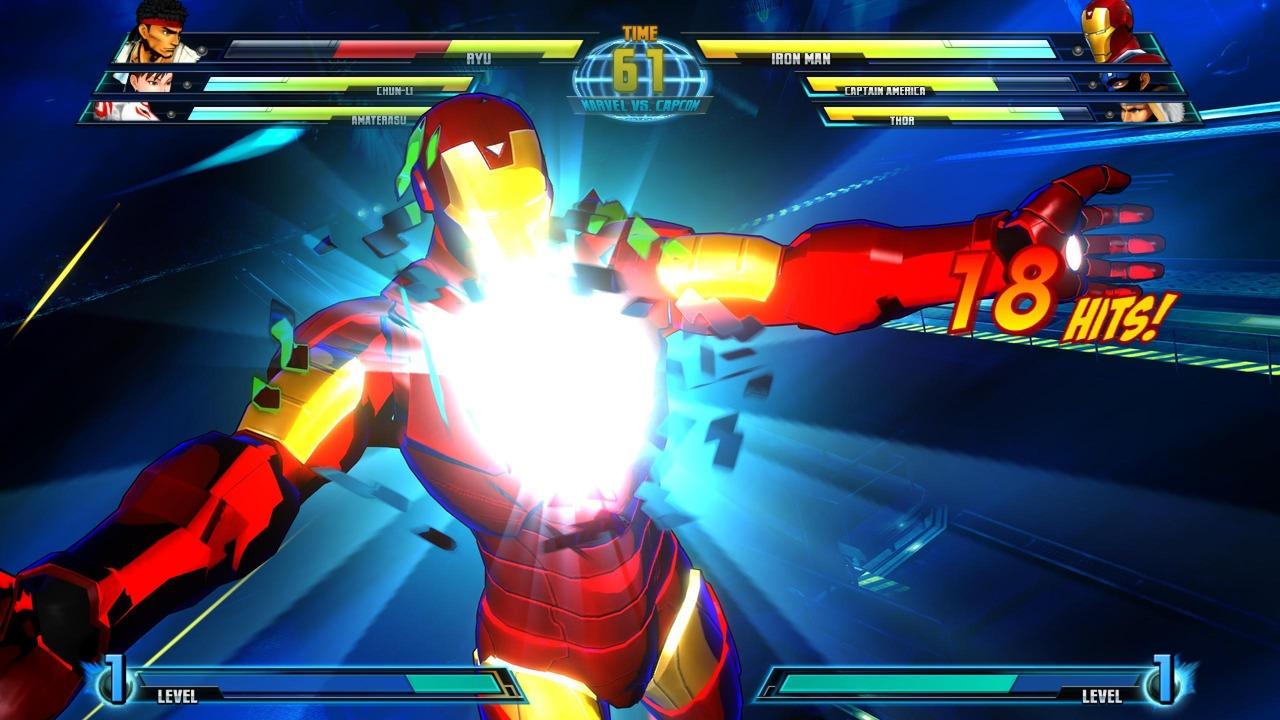 Marvel vs Capcom 3 : Fate of Two Worlds  Marvel-vs-capcom-3-fate-of-two-worlds-playstation-3-ps3-080