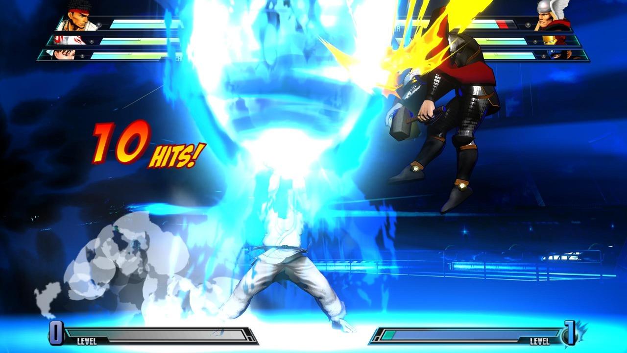 Marvel vs Capcom 3 : Fate of Two Worlds  Marvel-vs-capcom-3-fate-of-two-worlds-playstation-3-ps3-081