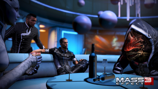 Un dernier DLC solo pour Mass Effect 3