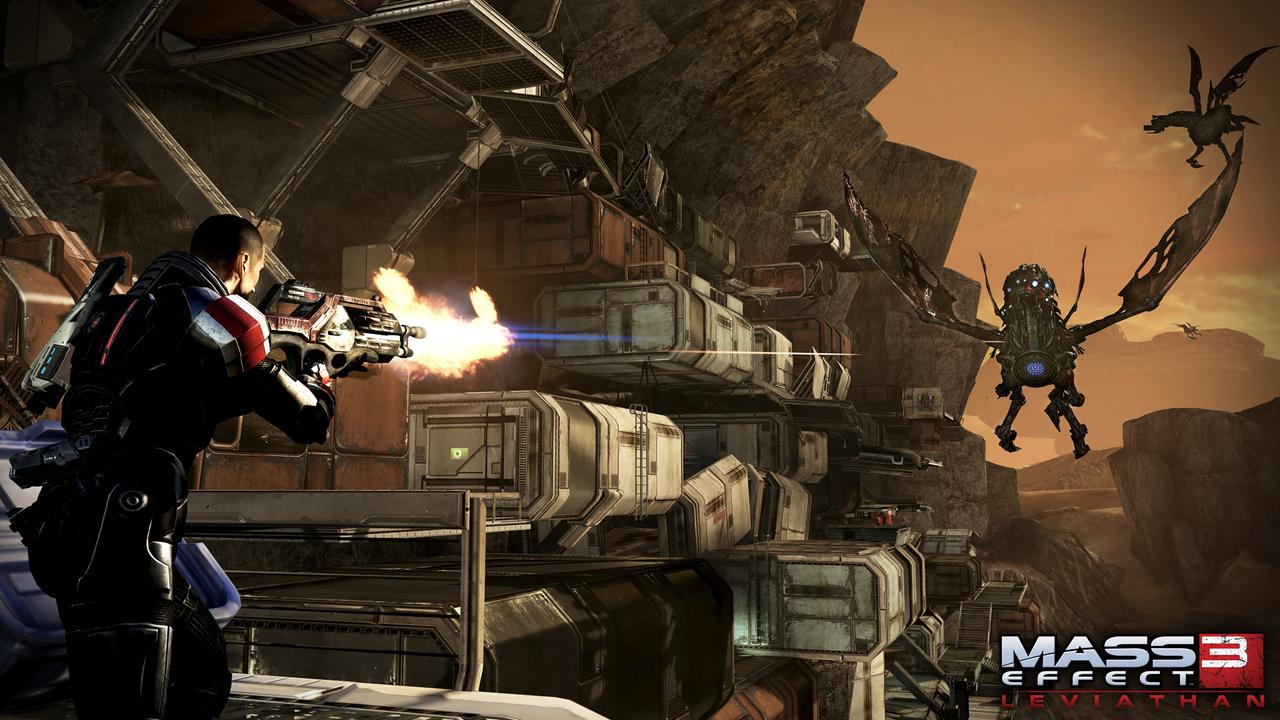 Mass Effect 3 : Leviathan