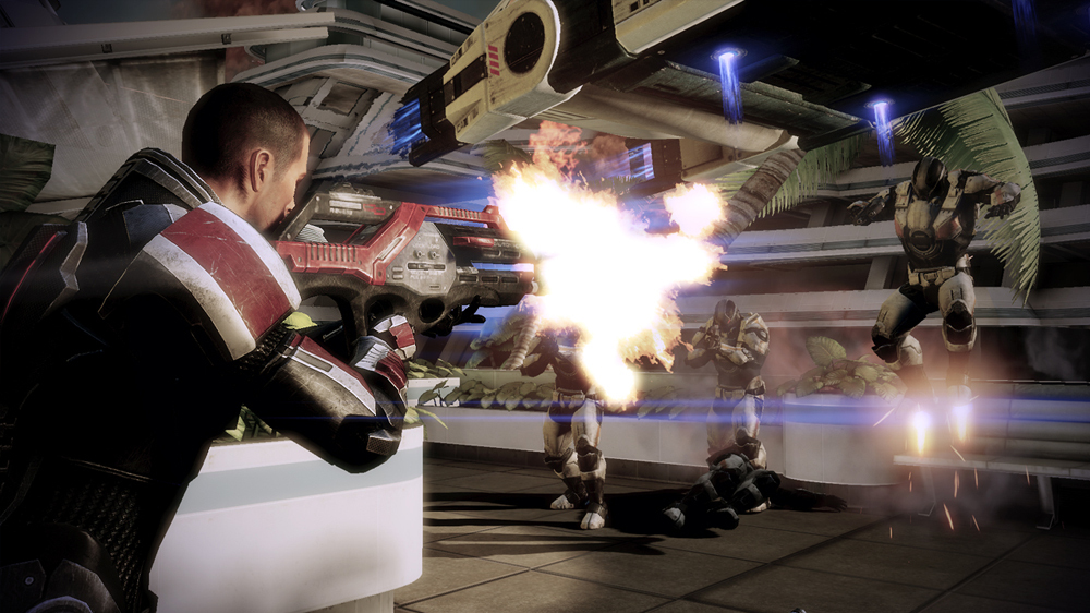 Images Mass Effect 3 PlayStation 3 - 90