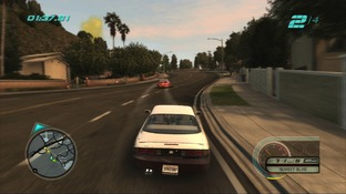 Midnight Club : Los Angeles PlayStation 3