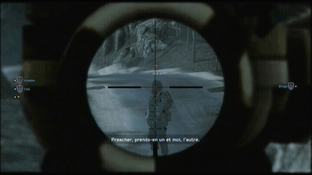 Medal of Honor : Warfighter PS3 - Screenshot 274