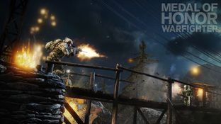Pictures of DLC for Medal of Honor Warfighter