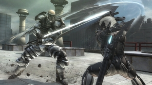 Aperçu Metal Gear Rising : Revengeance PlayStation 3 - Screenshot 118