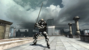 Aperçu Metal Gear Rising : Revengeance PlayStation 3 - Screenshot 119