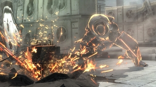 Aperçu Metal Gear Rising : Revengeance PlayStation 3 - Screenshot 120