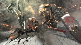 Aperçu Metal Gear Rising : Revengeance PlayStation 3 - Screenshot 121