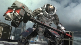 Aperçu Metal Gear Rising : Revengeance PlayStation 3 - Screenshot 122