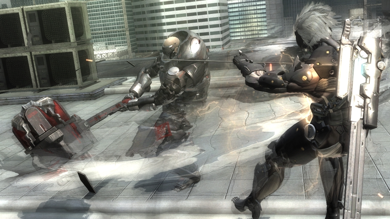 Images Metal Gear Rising : Revengeance PlayStation 3 - 124