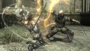 Aperçu Metal Gear Rising : Revengeance PlayStation 3 - Screenshot 125