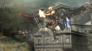Aperçu Metal Gear Rising : Revengeance PlayStation 3 - Screenshot 127