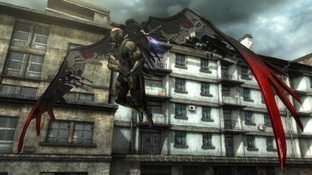 Aperçu Metal Gear Rising : Revengeance PlayStation 3 - Screenshot 128