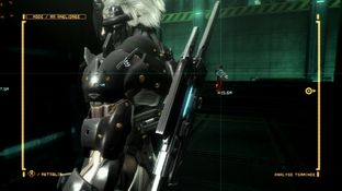 Test Metal Gear Rising : Revengeance PlayStation 3 - Screenshot 167